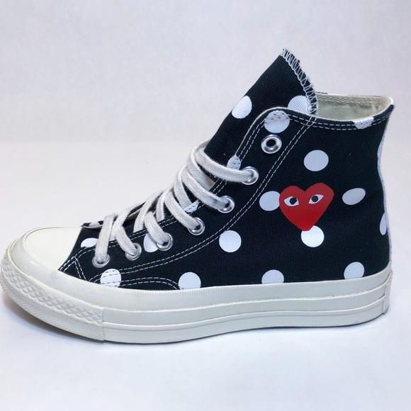 81d345eed9ef Comme des Garcons Shoes - COMME DES GARÇONS PLAYChuck Taylor  70s Sneakers